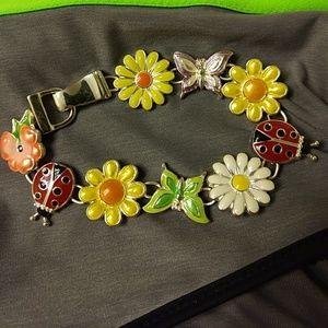 Cute summer time bracelet